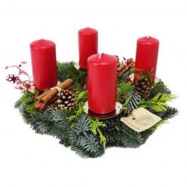 Adventskranz - Adventskränze
