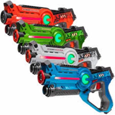 Etwas Spaß muss sein: Light Battle - der Laserpistolen Online-Shop